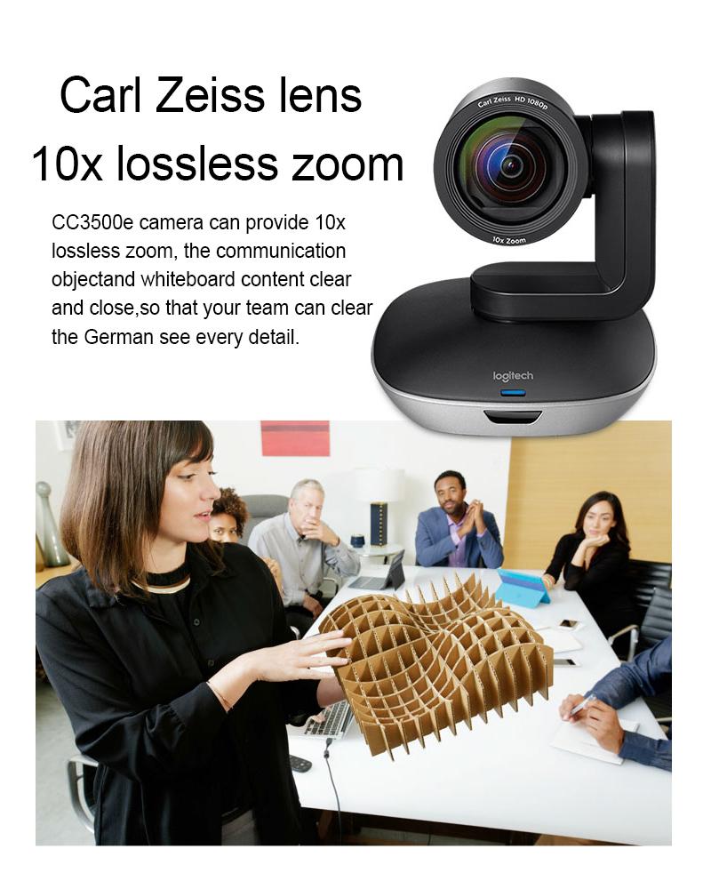 Logitech cc3500E webcam 6