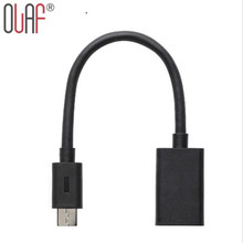 Olaf New OTG Cable Micro USB to USB Host 14.5cm OTG Cable For Xiaomi M2 Mi2 M2S M1S Xiaomi TV Box OTG Cable Adapter Kit Adapter