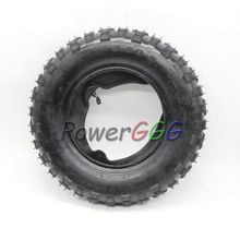 motorcycle tire 3.50-8 inch 8-inch tires with inner tubes Little For Monkey monkey bike Tires