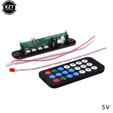 Hot Sale DC 5V 12V Micro USB Power Supply TF Radio MP3 Decoder Audio Board For Car Remote Music Speaker