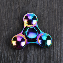 Buy 3 style New Colorful Fidget Toy Hand Spinner Rotation Time Long Autism ADHD Kids Adult Funny Anti Stress #E for $4.90 in AliExpress store