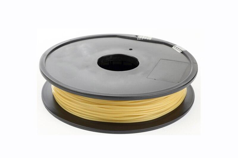 Water soluble support material PVA Filament 0.5 Kg 3d printer filament pva plastic filament natural color 1.75mm filaments pva<br>