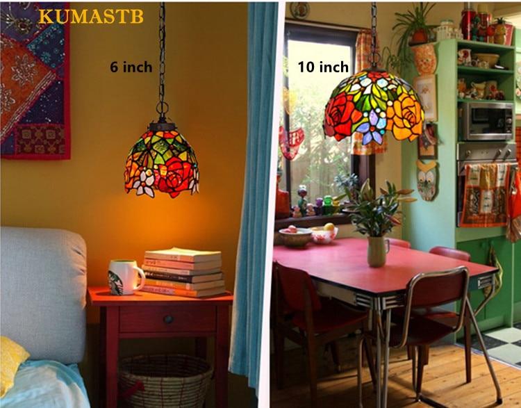 Tiffany Rose Lamp 14