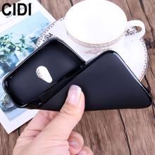 YSW For Alcatel U5 3G OT4047D 4047D Case Soft TPU Matte Pudding Gel Cover For U5 HD Mobile Phone Funda For Alcatel U5 4G 5044D(China)