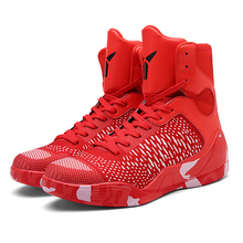 New Basketball Shoes men high quality Air Athletic Sports Shoe men Basketball Training Boots Retro Shoes Men Sneakers size39-44(China)
