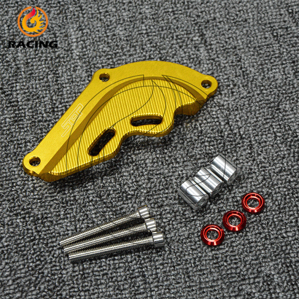 golden color motorcycle accessories motorcycle small front cover cnc aluminum small cap stock for kawasaki z800 2013 2014 2015<br><br>Aliexpress