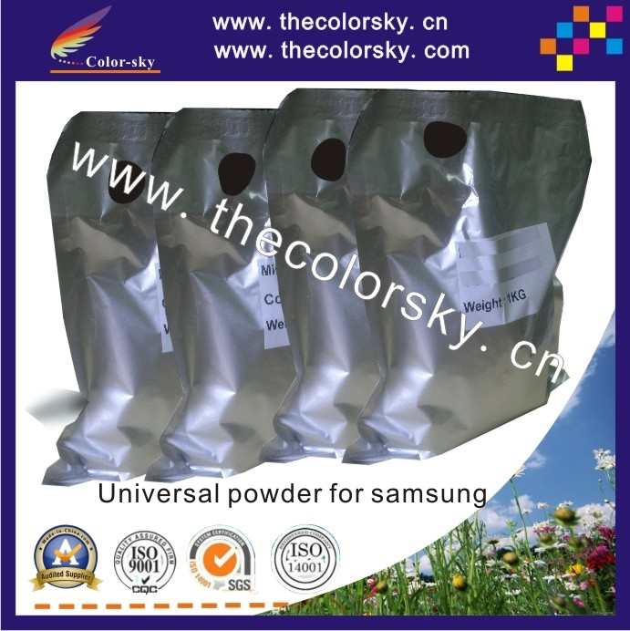 (TPSMHD-U) black laser printer toner powder for Samsung ML 2951 2956 2541 2547 cartridge top flowability 1kg in bag free fedex<br>