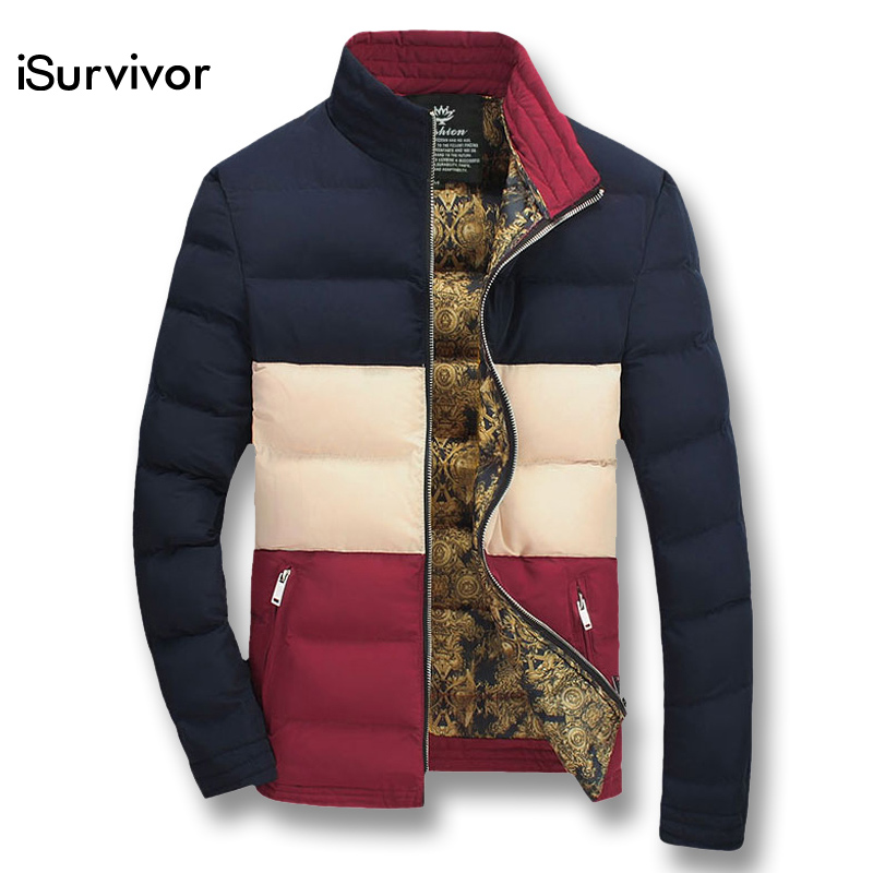 Super Warm Men Winter Thick Coats Men Downs Jackets Plus Size M-5XL Hit Color Down Jackets Man Chaquetas Hombre 2017 Hot SaleОдежда и ак�е��уары<br><br><br>Aliexpress