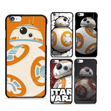 0031 Star Wars BB8 Droid Robot Resistance cell phone bags case cover for iphone 4S 5S 5C SE 6S 7 PLUS Samsung S7 NOTE IPOD Touch