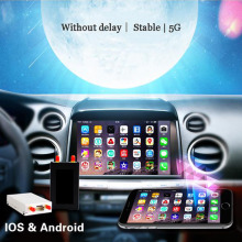 android IOS gps navigation autoradio Watch the video music phone wifi wireless mirror link box to all car have AV HDMI input