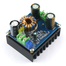 DC Boost Module 600W Constant Voltage Constant Current Car Regulator Solar Charger 8-16V to 12-80V Boost Power Converter