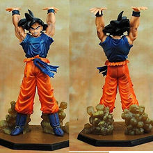 Anime Dragon Ball Z ZERO Son Goku Genki Dama Spirit Bomb Action Figure Brinquedos DragonBall figure Collection Toy Kids Toy