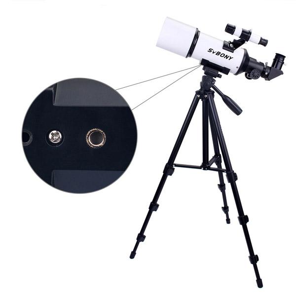 SVBONY 80mm Refractor Telescope Fully Coated Glass Optical 54 (24)