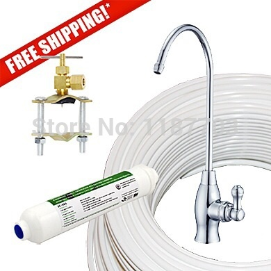 Under Sink Lead Free Water Filter Tap Kits K5<br>