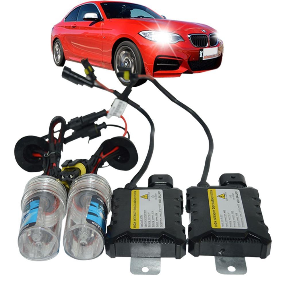 1 set H1 H3 H4 H7 H8 H9 H10 H11 9004 9005 9006 9007 880 881 H27 Single beam xenon 27 HID XENON DC12V 35W hid conversion kit<br>