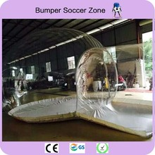 Free Shipping Outdoor Inflatable Camping Bubble Tent Inflatable Lawn Dome Tent Inflatable Tent Transparent Tent(China)