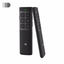 Doosl Rechargeable Wireless Air Mouse Presenter, 2.4GHz PPT Presentation Wireless Remote Control Clicker for Multi Media Devices