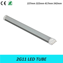 China Supplier Aluminum 12W LED 2G11 Lamp, replacement for PLL(China)