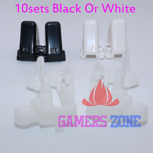 10sets Plastic LT RT Button With Inner Frame Hold For Xbox360 Xbox 360 Controller(China)