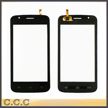 New touchscreen digitizer for Explay Atom touch screen panel sensor front glass Lens(China)