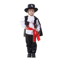 Shanghai Story hot sale knight cosplay costume for boy/Kids halloween clothing children party cosplay costume M-XL