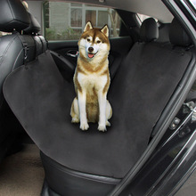 TIROL Pet Dog Car Seat Cover for Rear Bench Seat Waterproof Oxford Fabric Hammock Style Outdoor Car Seat Cover for Pets Dogs(China)