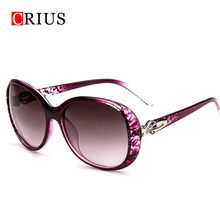 D Women's sunglasses retro female boomers Europe sun glasses vintage band big frame Exports to Europe UV400 new