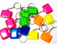 50 Name Tag Key Ring for hold on Bag 814 Vintage Charm Fashion Favour Pinata School Bag Party Favors Gift Novelty Birthday Prize
