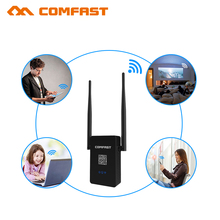 Comfast Wireless Extender 750M Dual Band 2.4GHz 5G Signal Booster Support Access Point AP/Wifi Repeater/Router Mode wifi hotspot(China)