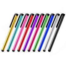 50PCS/lot High Quality Universal Touch Screen Stylus Pen for iPad iPhone Samsung HTC , All Mobile Phones , Android Tablet PC(China)