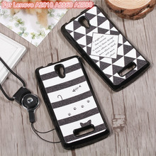 Buy lenovo A2010 A2860 A2580 Phone cases Luxury Thin Hard case Lenovo A2010 2010 A2860 A2580 Case Back Cover Phone bag for $1.56 in AliExpress store