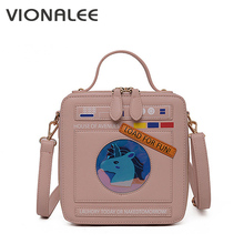 Brand Trunk Female Designer Women's Shoulder Bag Vintage Mini Tote Bags Women Messenger Bags Handbags Brands Crossbody For 2017