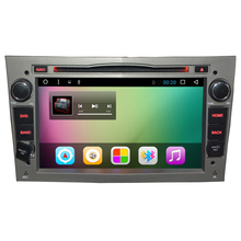 Quad Core Android 6.0 Car DVD Player For Opel Astra H Vectra Corsa Zafira B C G Car radio gps navigation tape recorder