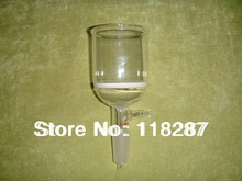 250ml sand core filtration funnel with side arm,buchner funnel filter,Lab glassware, 3# Coarse Filter,24/40 Joint