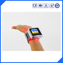 Black Friday hot sale Watch small diabetes products health care therapy device soft laser light power