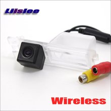 Liislee Wireless Car Rear View Back Up Camera For FIAT Bravo Brava Ritmo / Reverse Parking Camera / Night Vision Plug & Play(China)