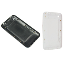 White or Black back cover housing for Apple iPhone 3G 3GS 8GB 16GB 32GB Battery Door Case