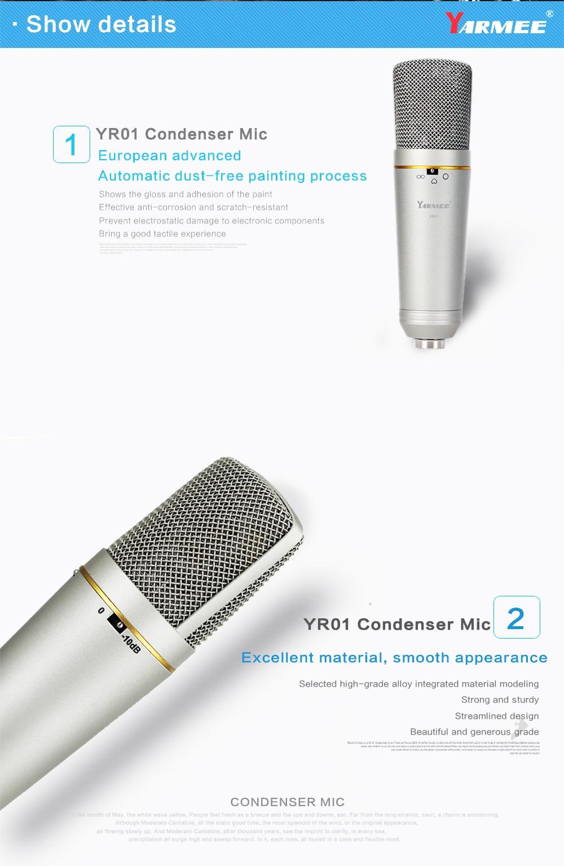 Professional Studio Microphone 9