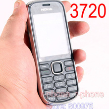 Refurbished Original NOKIA 3720 Mobile Phone Classic 3720c Cellphone Unlocked Russian Keyboard & One Year Warranry(China)