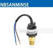 SMF08V Small Vacuum Pressure Switch Designed Automatic Reset Switch Used In Vacuum Environment High Quality NBSANMINSE(China)