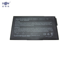 HSW 5200MAH 8cells new laptop battery for Business NC6000 NX5000 NW8000 NC8000 V1000, Presario 1700 17XL 900 1500 2800batteria(China)