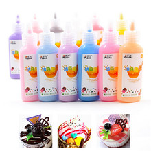1pcs 22ml simulation jam DIY Cream clay mud cake ultra soft material handmade shokugan clay Playdough