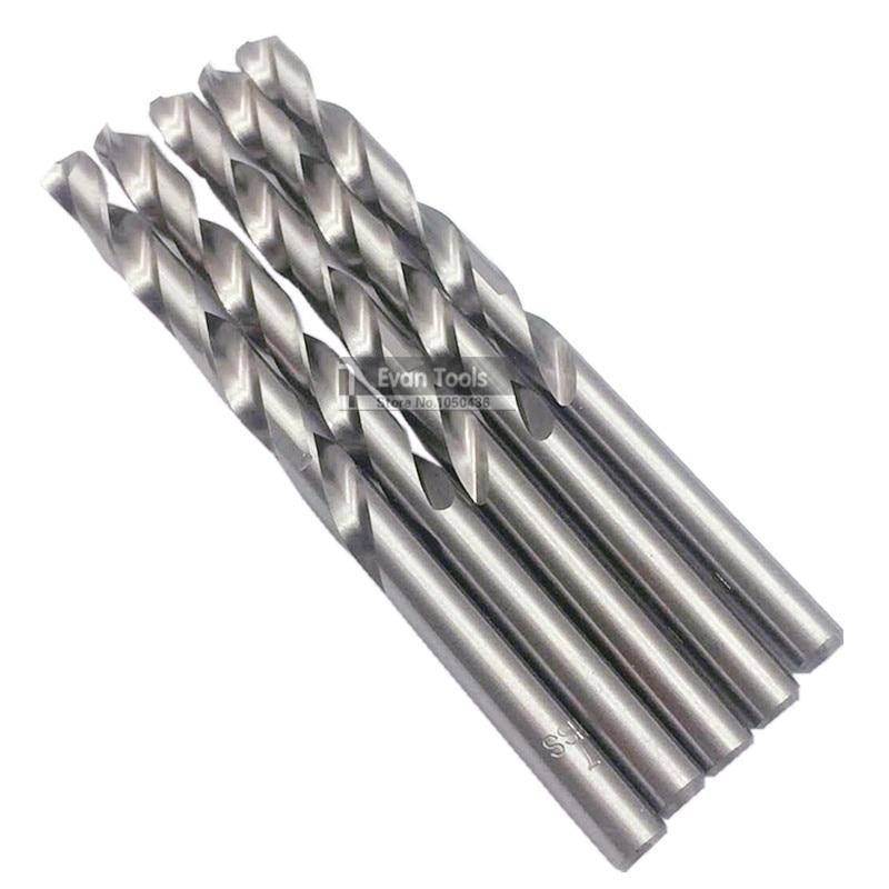 7mm 5pcs twist drills taladro brocas carbide drill bits HSS9341 brocas herramientas para carpinteria furadeira power tools<br><br>Aliexpress