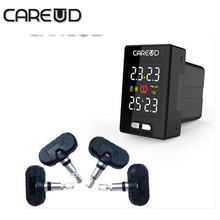 tyre pressure monitoring system for nissan careud u912 4 internal sensors,replaceable batteryPSI BAR diagnostic-tool careud tpms