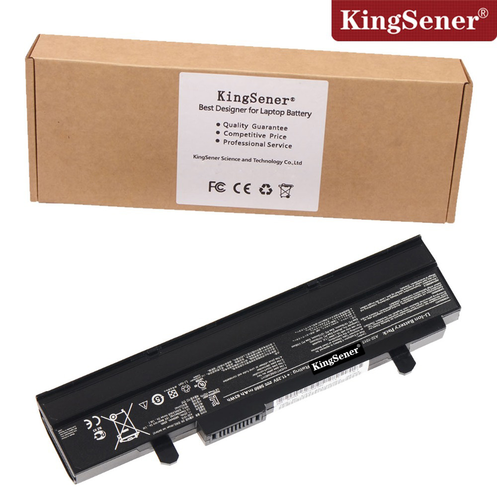 Korea Cell New A32-1015 Laptop Battery for ASUS Eee PC 1015 1015P 1015PE 1015PW 1215N 1016 1016P 1215 A31-1015 11.25V 5600mAh<br>