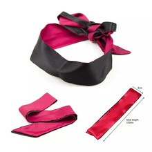 Buy Sex toys Exotic Apparel Sexy Lingerie Hot Lace Eye Mask Blindfolded Patch + Sex Handcuffs Erotic Lingerie Woman Sex