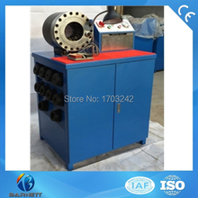 Cheap hydraulic high pressure rubber hose crimp press machine