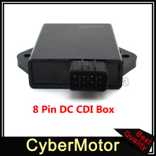 8 Pin DC Ignition CDI ECU REV Box For Manco Talon VOG BMS 260cc 300cc 2x4 4x4 ATV Quad  4 Wheeler