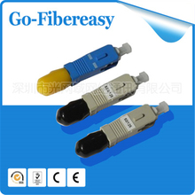 5 pieces/lot Good Quality ST female to SC male Fiber Optic Adapter SM/ MM Simplex Fiber(China)