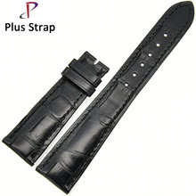 Watch Band for Patek Philippe Watches Strap Replacement Alligator Skin Genuine Leather Bracelet Men&Women Wristband no Buckle